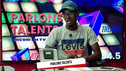 CHICONI FM TV - Parlons talents du 26 mars 2021