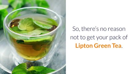 How To Use Lipton Green Tea For Weight Loss.