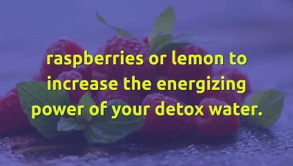 Really Good Reasons to Drink Detox Water for Weight Loss