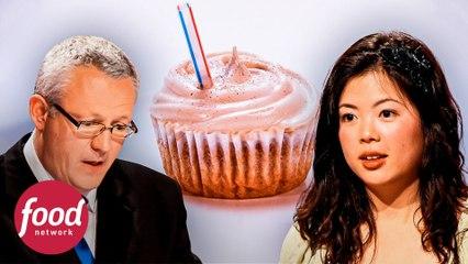Jueces aborrecen estos cupcakes de salchichas | Cupcake Wars | Food Network Latinoamérica