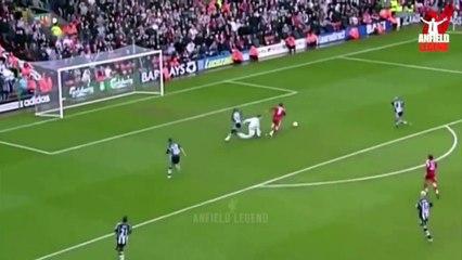 Những đường chuyền mang thương hiệu Steven Gerrard