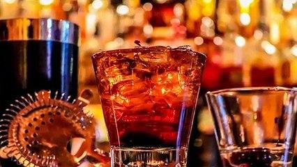 CONSUMO de ALCOHOL SEGÚN la PROFESIÓN EJERCIDA