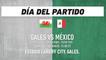 ¿Gales es un rival a la altura de México?: Selección Mexicana