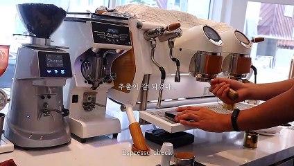 개인 카페 알바 브이로그 첫영상입니다-음료제조-카페오픈-NO BGM-korea cafe - marvelouscoffee.com