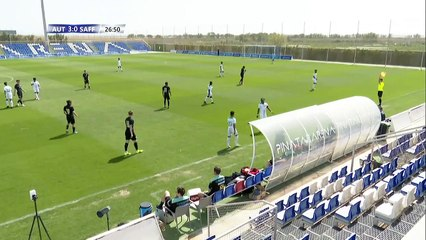 RELIVE: AUT U21 v SAFF U21