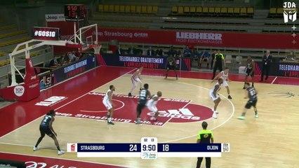 Dijon Highlights vs. Strasbourg