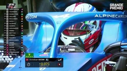 Verstappen confirma pole e Hamilton vem na cola: assista como foi o sábado no Bahrein