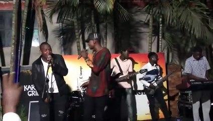 Jose Chameleone Performing Live
