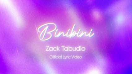 Zack Tabudlo - Binibini