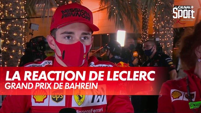 Leclerc et la performance des Ferrari - Grand Prix de Bahreïn