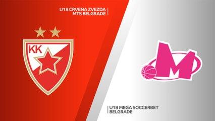 EB ANGT Belgrade Highlights: Zvezda 80-82 Mega