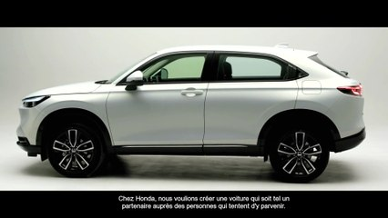 Nouveau Honda HR-V e:HEV - Analyse approfondie de la conception du design - LPL