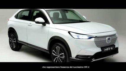 Nuovo Honda HR-V Full Hybrid e:HEV - uno sguardo al concept di design - LPL