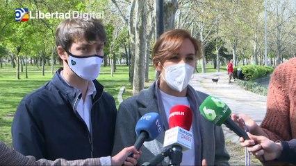 """Más Madrid carga contra Ayuso: """"Nos jugamos ser el 100 Montaditos de Europa"""""""