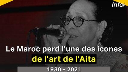 Le Maroc perd l'une des icones de l'art de l'Aita…