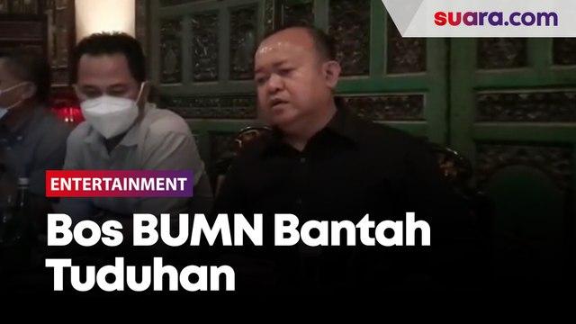 Bos BUMN Bantah Tuduhan ModelEra Setyowati