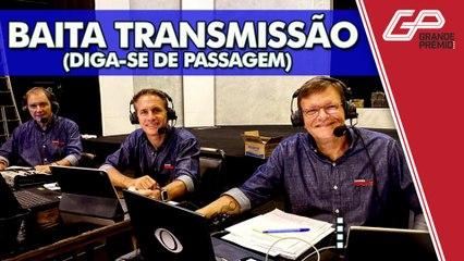 F1: BAND ACERTA EM CHEIO COM COBERTURA DE ENCHER OS OLHOS | GP ÀS 10