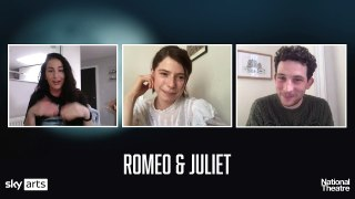 Josh O'Connor & Jessie Buckley are Romeo & Juliet!