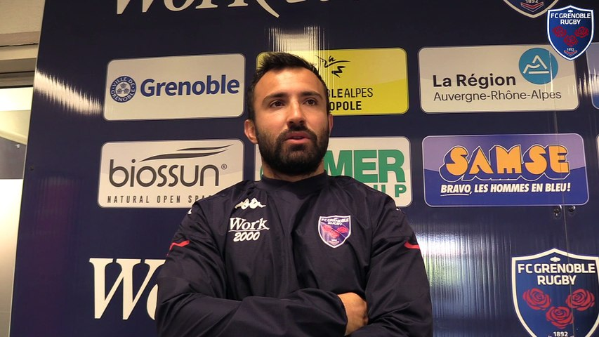 Rugby : Video - Eric Escande - FCG VS USAP