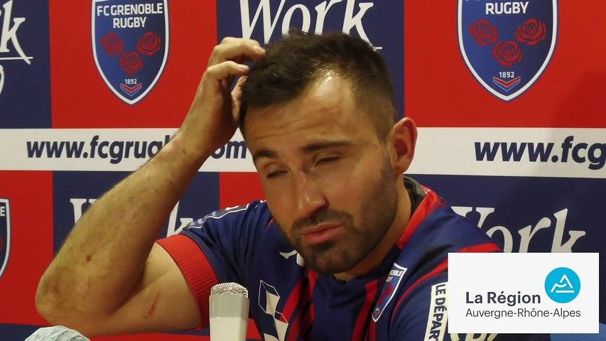 Video : Video - FCG USAP - Après match - Eric Escande
