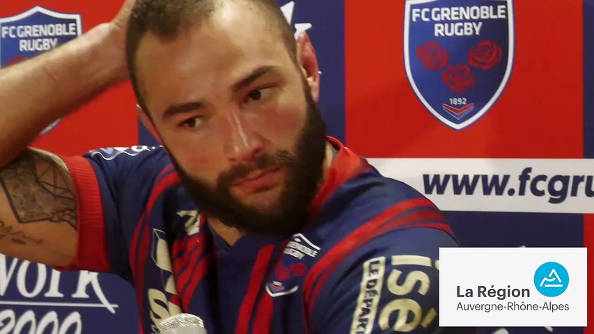 Video : Video - FCG USAP - Après match - Steeve Blanc-Mappaz