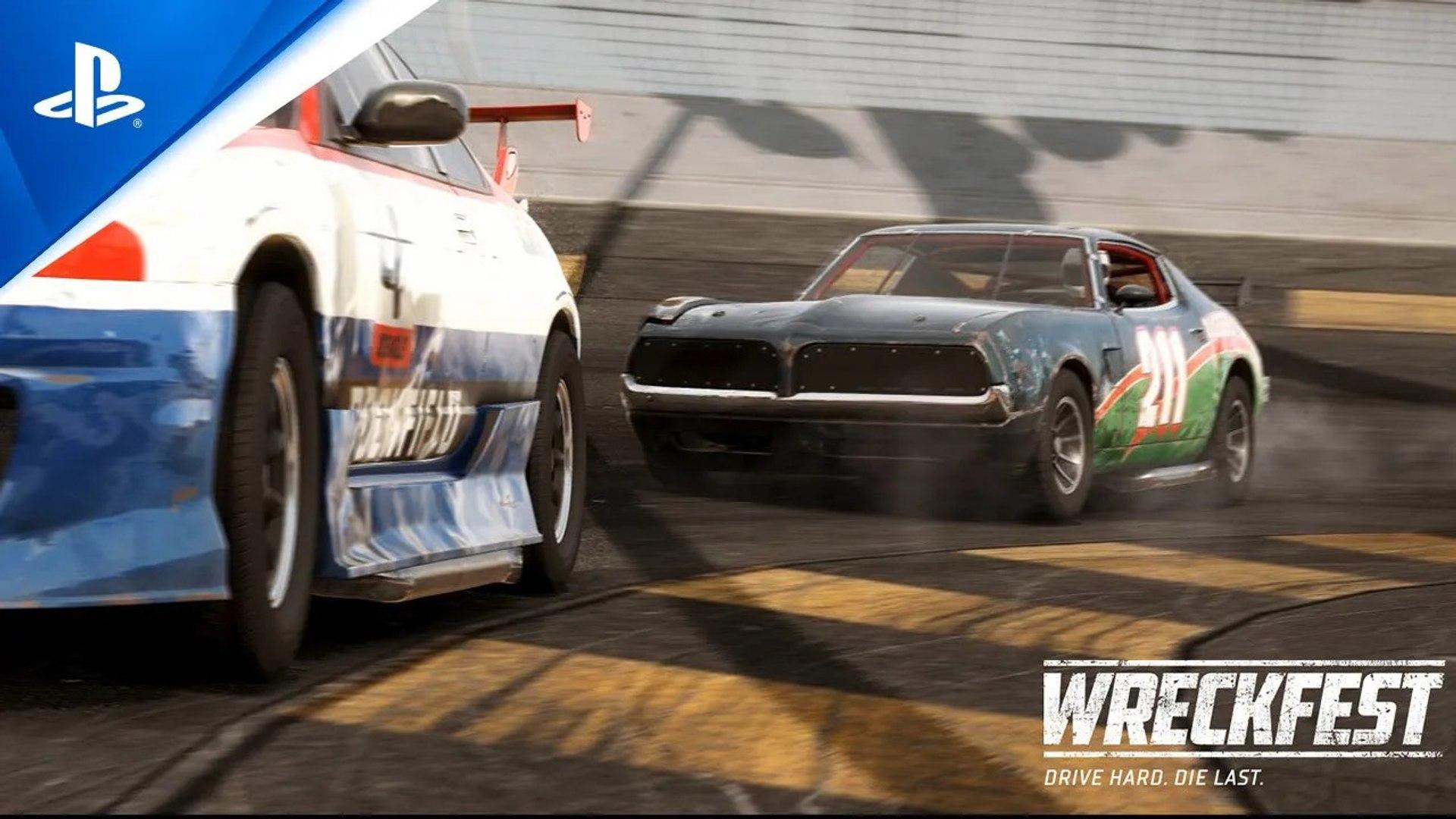 Wreckfest - Teaser Trailer | PS5
