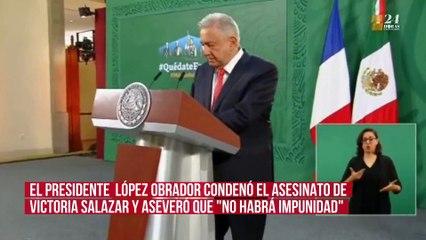 """Victoria Esperanza Salazar Arriaza, el asesinato que llenó de """"pena, dolor y vergüenza"""" a México"""