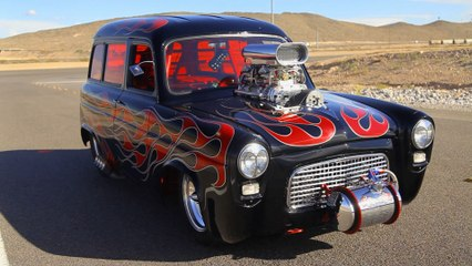 Counting Cars: Bone-Chilling '58 Ford Anglia is a MUST SEE CAR
