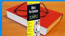 About For Books  Macs for Seniors for Dummies  For Kindle