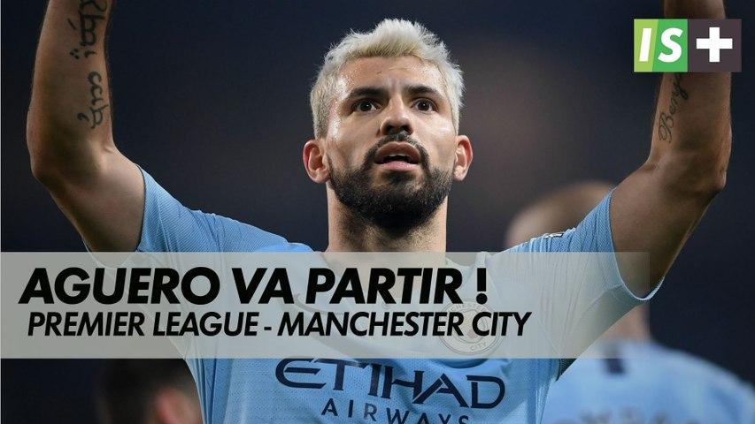 Agüero quittera Manchester City en fin de saison