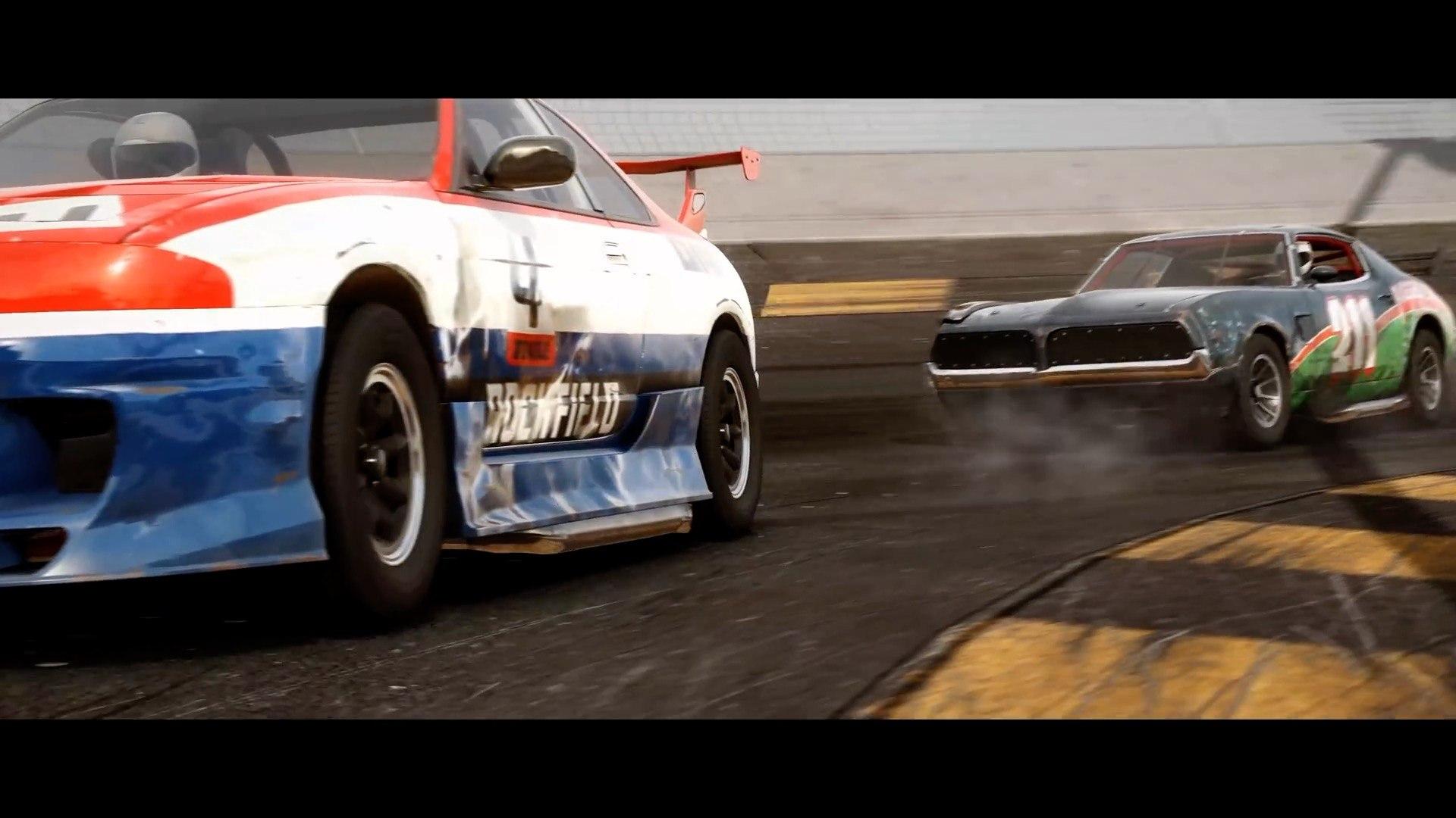 Wreckfest - Teaser Trailer PS5