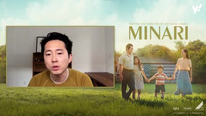 Minari interview: Steven Yeun on the immigrant experience