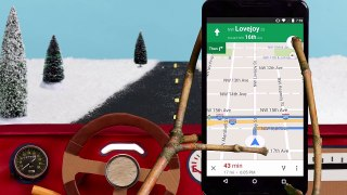 Google Maps ampliará a España el modo de conducción del Asistente