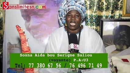 Affaire SonkoAdji Sarr encore de nouvelles révélations Soxna Aida voyante