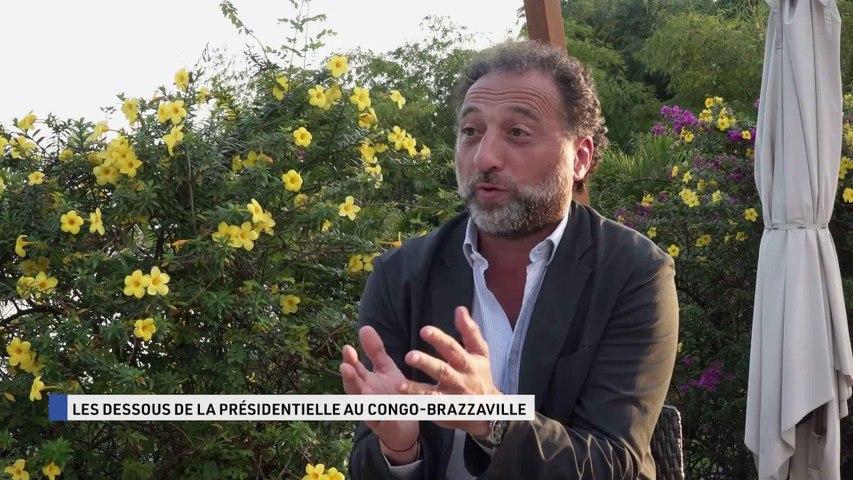 Rendez-vous avec Bernard Volker, avec Frank Tapiro TELESUD 30/03/21