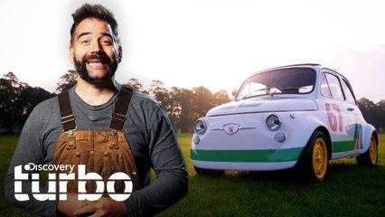 Instalación de un motor eléctrico a clásico Fiat 500 | Garaje Goblin | Discovery Turbo