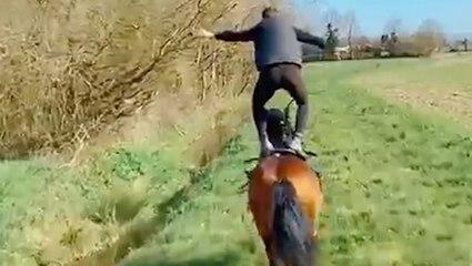 Taking Horseback Riding Up A Notch