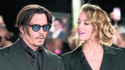 Johnny Depp y Amber Heard: matrimonio tóxico, violencia, maltrato y demandas