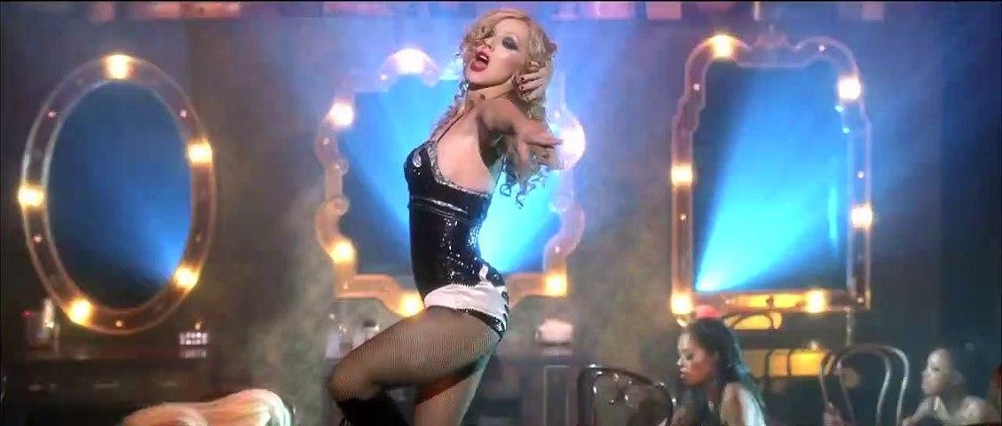 Christina Aguilera - Express (Burlesque) HD