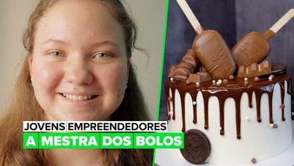 Jovens Empreendedores: Cofeiteira adolescente