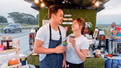 This couple opened a mobile café using their Ford Ranger