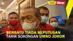 Bersatu tiada keputusan tarik sokongan UMNO Johor