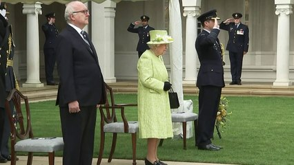 The Queen makes first public appearance of 2021