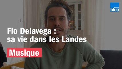 Flo Delavega se confie sur sa vie dans les Landes