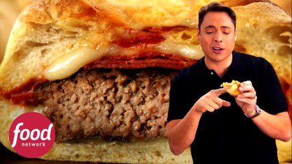 3 Sándwiches inspirado en sabores del mundo | El rey del sándwich | Food Network Latinoamérica