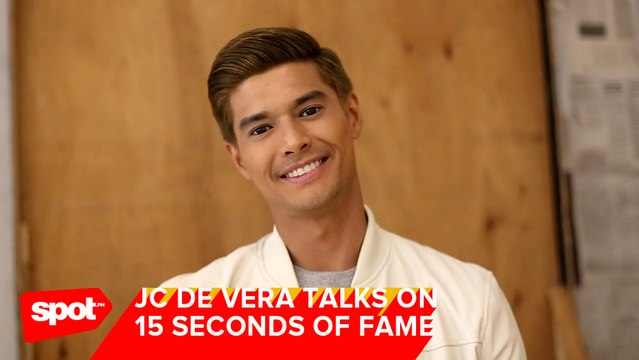 JC De Vera Talks General Admission + What He'd Do With 15 Seconds of Fame