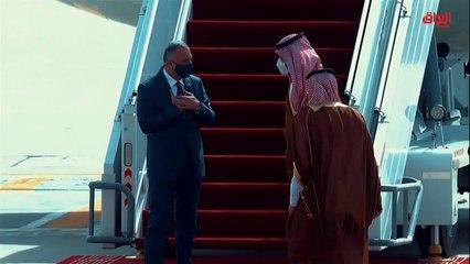 تقرير حديث بغداد: زيارة الكاظمي إلى الرياض
