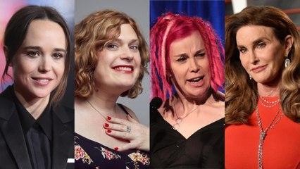 Estas celebridades trans han triunfado en el mundo de la farándula.