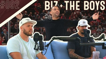 Paul Bissonnette Has Russian Mafia Hockey Stories for Days   Bussin' With The Boys 092