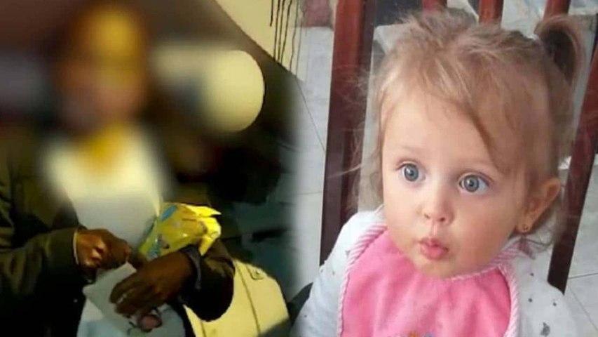 Mamá de Sara Sofía confesó a la Fiscalía que su hija está muerta